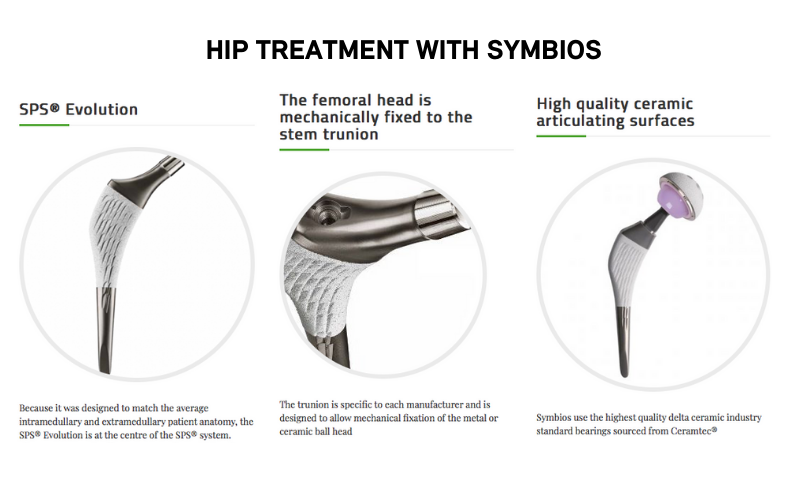alternative to standard hip replacement